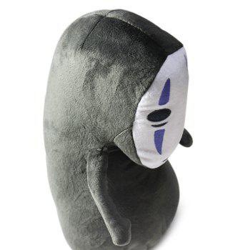 XING TING Animation Spirited Away No Face Action Figure Doll Stuffed Toy for Kid - 9 inch