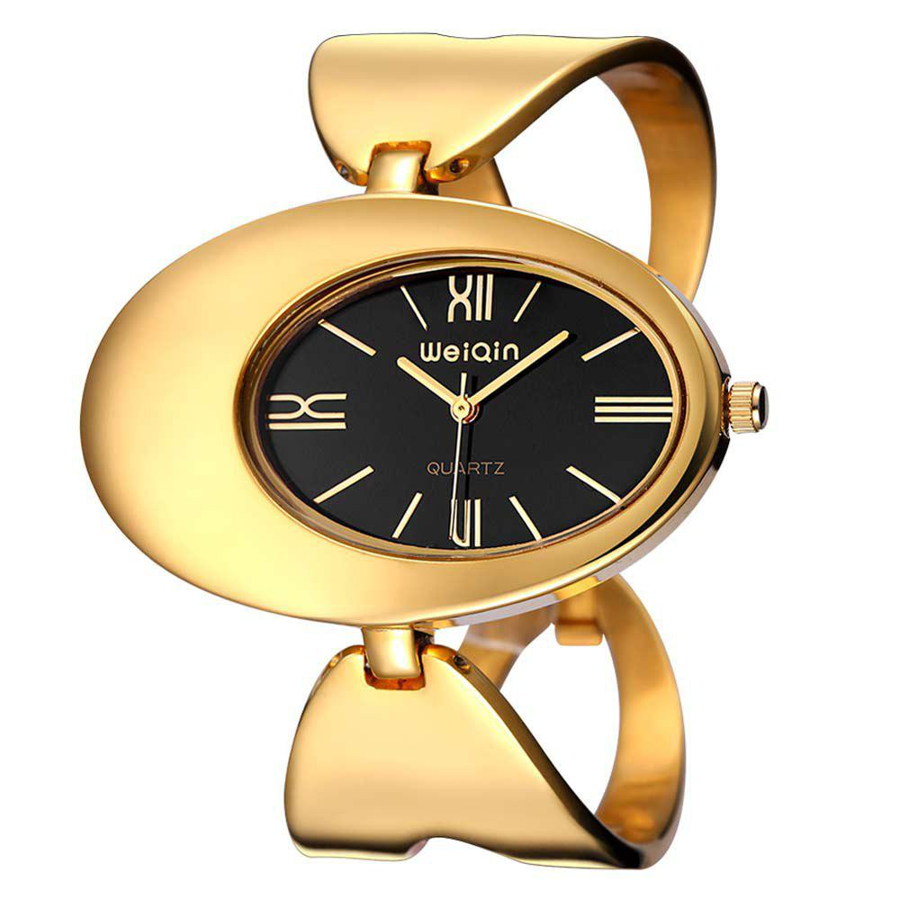 Weiqin 2697 Hollow Out Alloy Strap Women Japan Quartz Watch от Dresslily.com INT