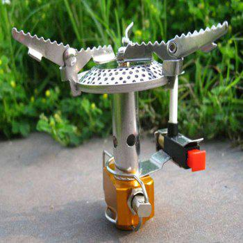 Buy AOTU Unibody Stove Head Aluminum Alloy + Stainless Steel Made SILVER