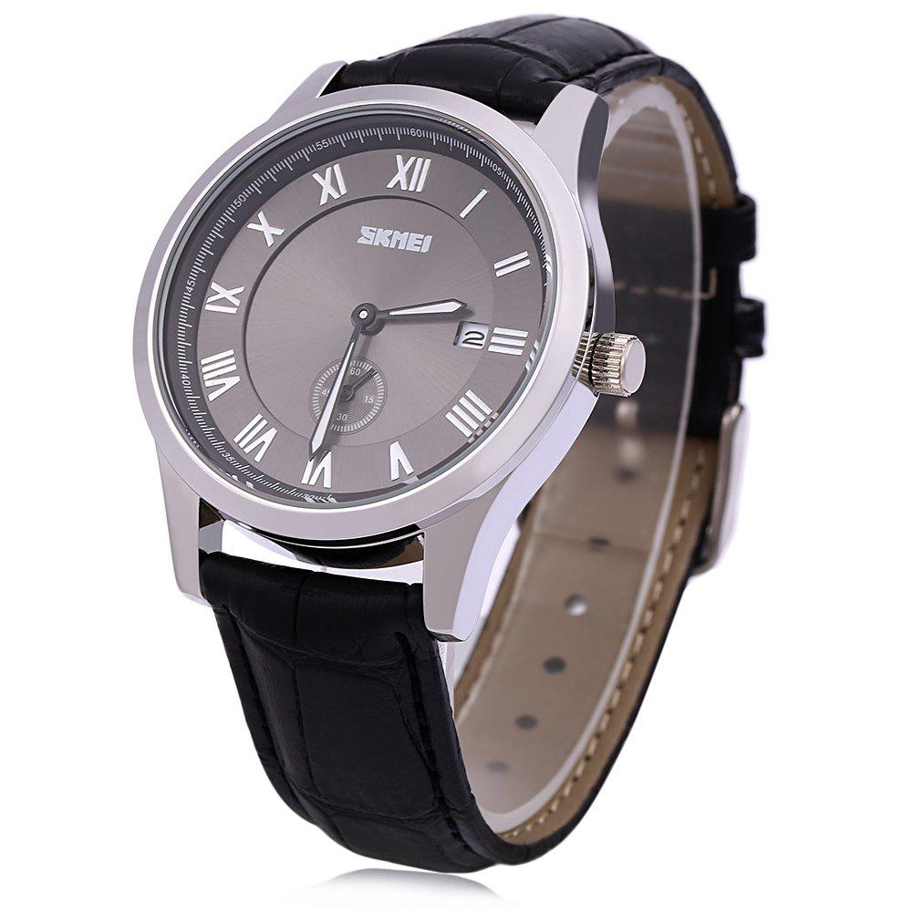 Skmei 1132 Fashion Men Business Watch Waterproof Quartz Leisure Wristwatch
