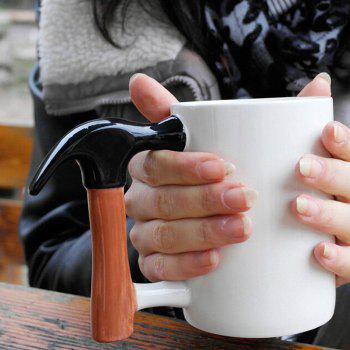 Creative Ceramic Hammer Style Cup Unique Birthday Gift
