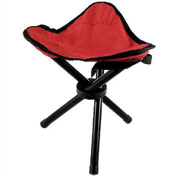 Portable Triangle Folding Chair for Outdoor Camping