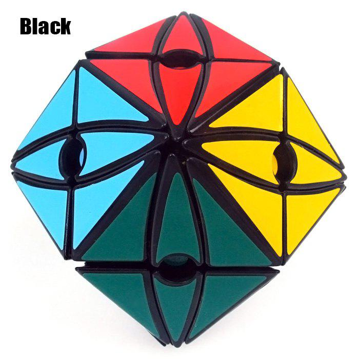 MoYu Moyan The Devils Eye II Cube Puzzle Magic Cube Brain Teaser Educational Toy high quality speedy 4x4x4 brain teaser rotating magic puzzle cube with display base