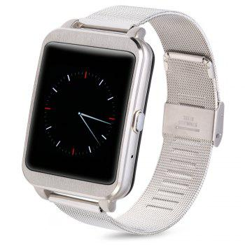 i95 Android 4.3 Bluetooth 4.0 Smart Watch with WIFI IP65 Heart Rate Monitor