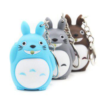 1pc Key Chain Hanging Pendant ABS Movie Product Voice Light Control Bag Decoration -  COLORMIX