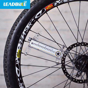 LEADBIKE A04 Bicycle Spoke Light with USB Interface - SILVER DIY TYPE