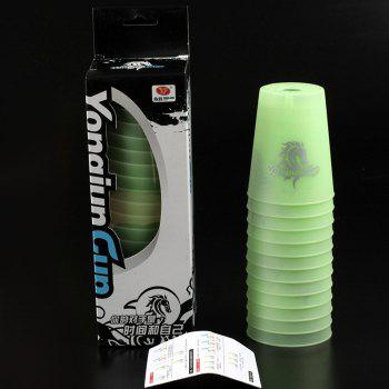 YONGJUN Moyu Sport Stacking Competition Sport Game Toy 12 / Set