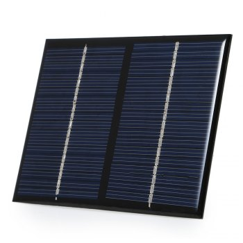 1.5W 12V Polycrystalline Silicon Solar Panel Charger 115 x 90mm