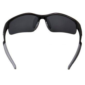 KASHILUO XQ238 Polarizing UV Resistant Cycling Glasses -  BLACK