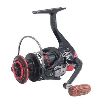 DIAODELAI LK2000 13 Ball Bearings Metallic Spinning Fishing Reel