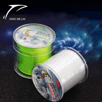 DIAODELAI 500M Super Strong Nylon Fishing Line - 5 5