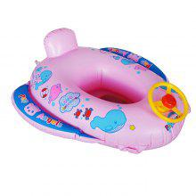 Gigantic Cartoon Pattern Inflatable Swimming Float for Kids Summer Water Games
