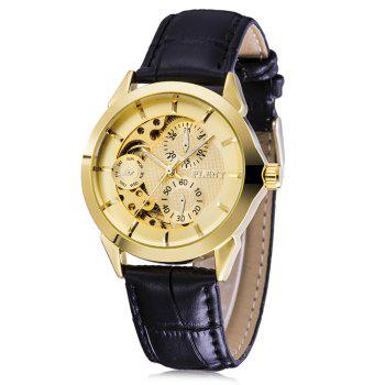 FLENT b084 Men Automatic Mechanical Watch