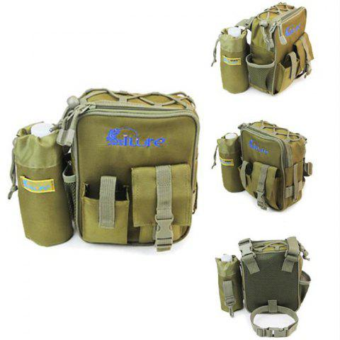 ILURE 3L Fishing Bag Tear Resistant Waterproof Design - BRONZE