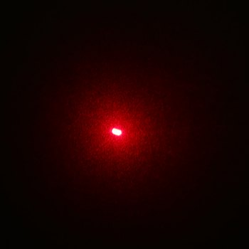 Compact Design Tactical Red Dot Laser Telescope -  BLACK