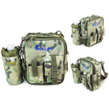 ILURE 3L Fishing Bag Tear Resistant Waterproof Design - URBAN CAMOUFLAGE URBAN CAMOUFLAGE