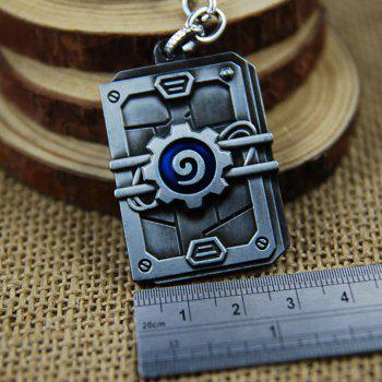 Key Chain Hanging Pendant Alloy Keyring Online Video Game Toy for Bag Decoration - STYLE 3 STYLE 3