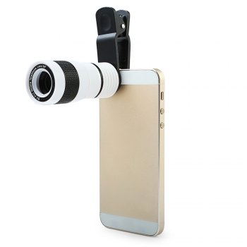 8X Monocular Mini Mobile Phone Accessory