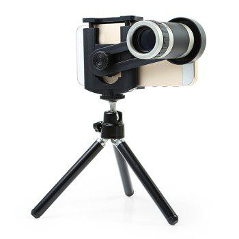 Practical Mobile Phone Monocular with Tripod