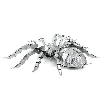 ZOYO Spider Style Metallic Building Puzzle 3D Educational DIY Assembling Toy