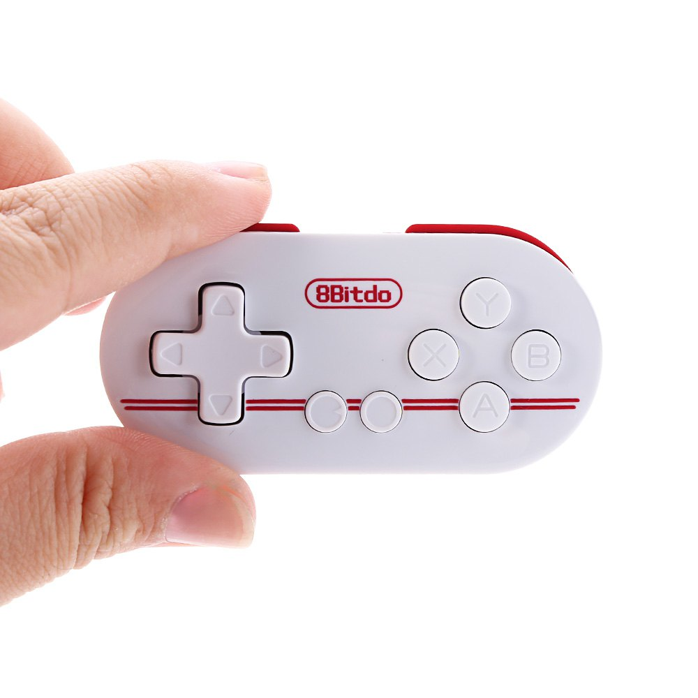 8Bitdo ZERO FC30 Multi-function Small Bluetooth Remote Controller for Android iOS OSX Windows 182611601