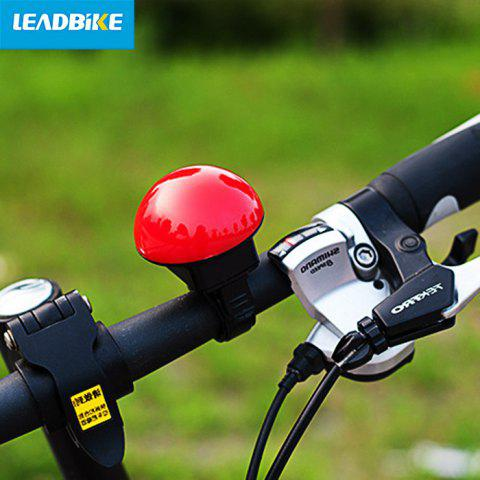 LEADBIKE A19 Mushroom Shape Bicycle Electronic Bell - RED