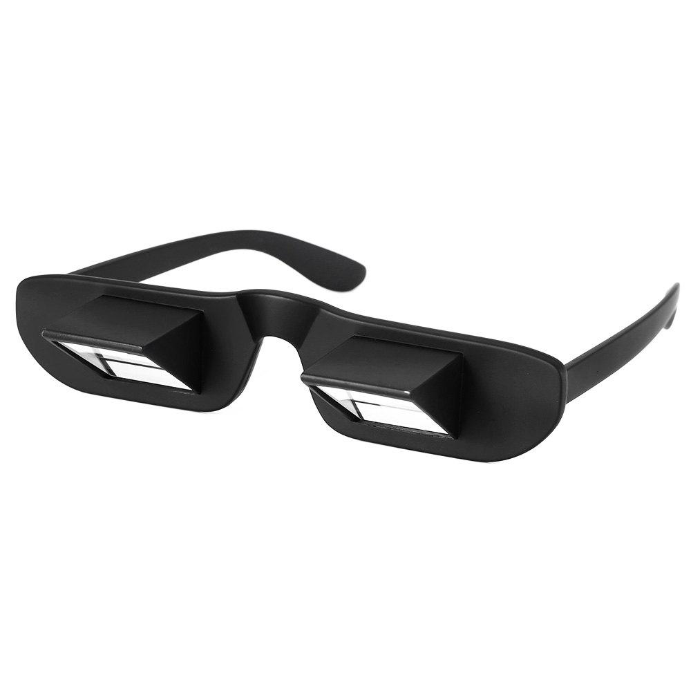 Lazy Glasses Creative High-definition Horizontal Glasses  Bed Lie-down Periscope Glasses системный блок lenovo s200 mt j3710 4gb 500gb dvd rw dos клавиатура мышь черный 10hq001fru