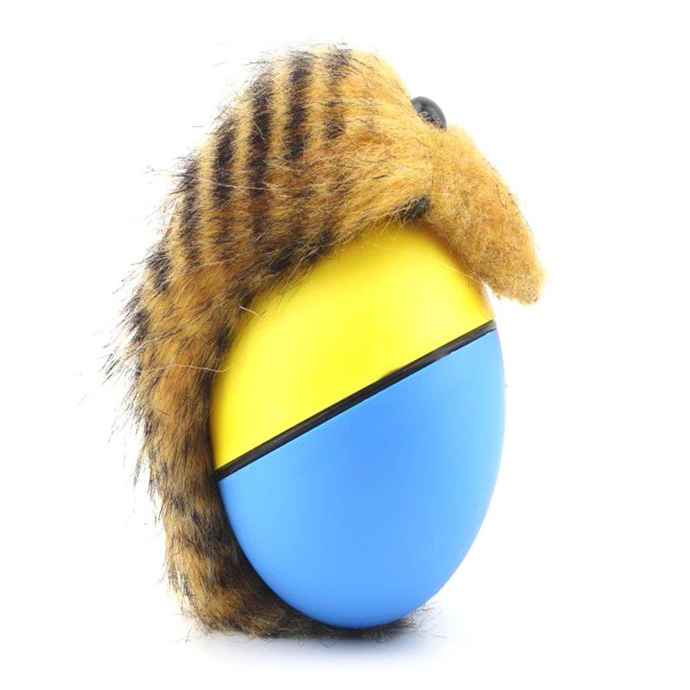 Creative Beaver Ball Bath Electric Shower Game Toy for Child playful chasing and rolling beaver ball 2 aa