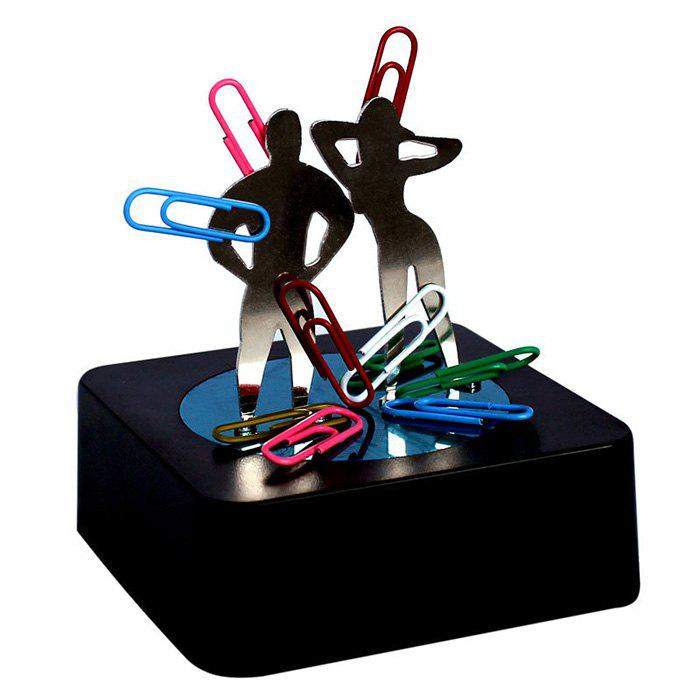 Magnetic Creatifs  Sculpture Kit Jouet de Puzzle de Souvenir avec Base pour la Décompression - multicolorcolore MALE AND FEMALE