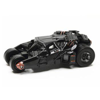 3D Metal Car Style Metallic Module for Movie Fan