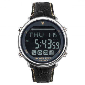 YOUNGS YT1600401L Bluetooth 4.0 Luminous Dial Smart Watch