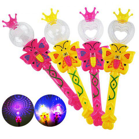 Princess Performance Accessory Magic Wand and Crown Toy - 1pc - COLORMIX CROWN