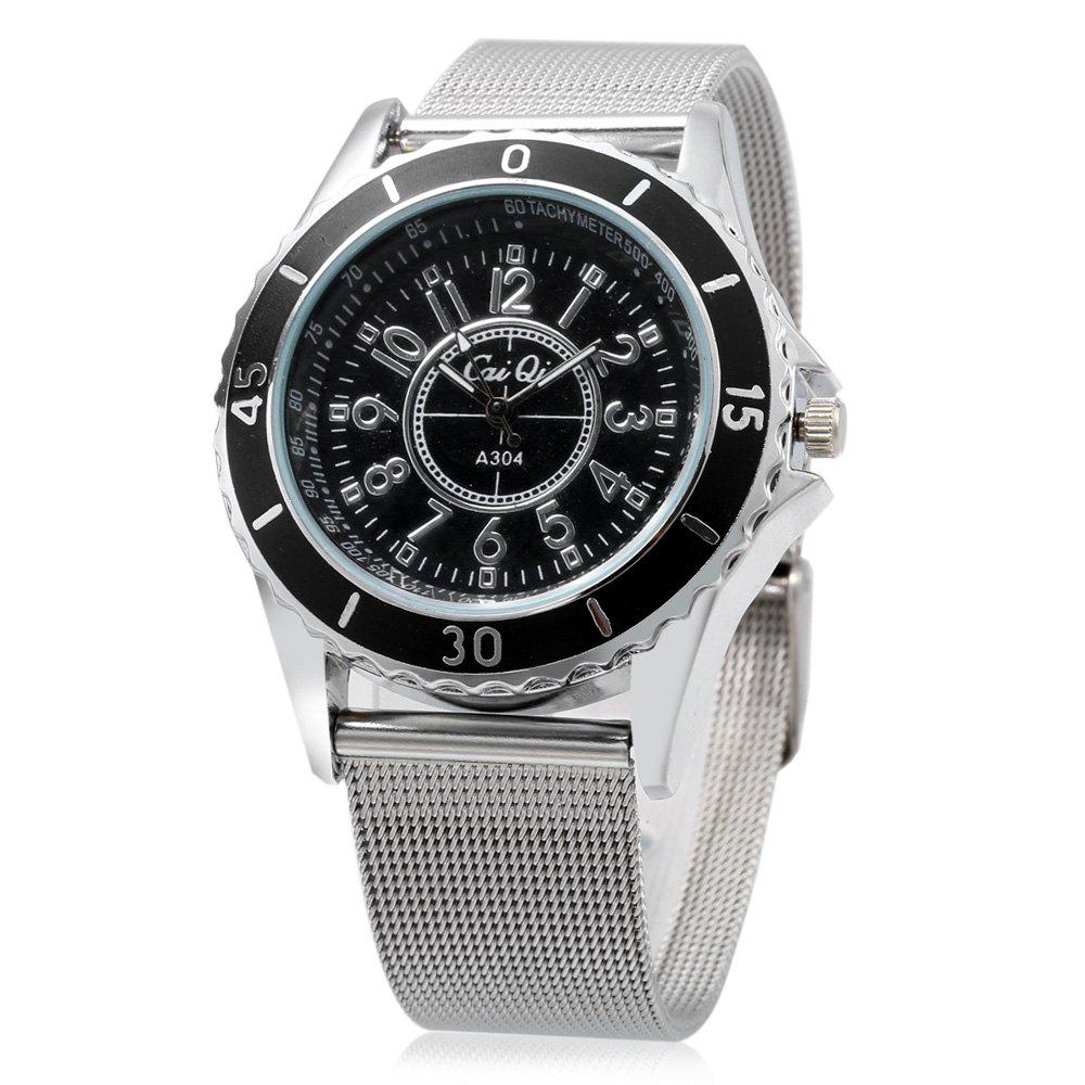 CaiQi A304 Casual Multiple Scales Quartz Watch for Lady