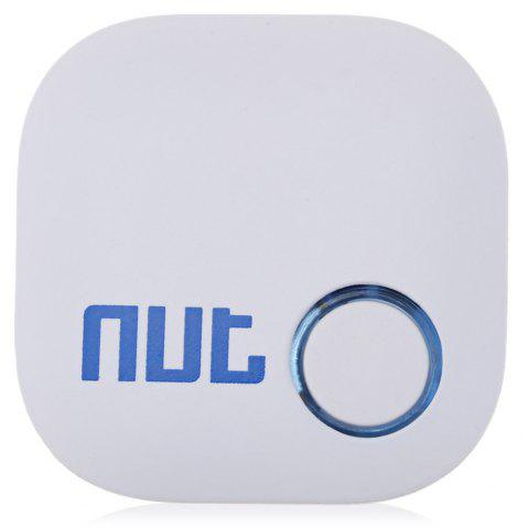 Nut 2 Intelligent Bluetooth Anti-lost Tracking Tag Alarm Patch Two-way Smart Finder - WHITE