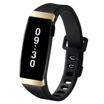 GOLiFE Care - X Bluetooth 4.0 Smart Wristband with Sleep Monitor Medicine Time Reminder - GOLDEN GOLDEN