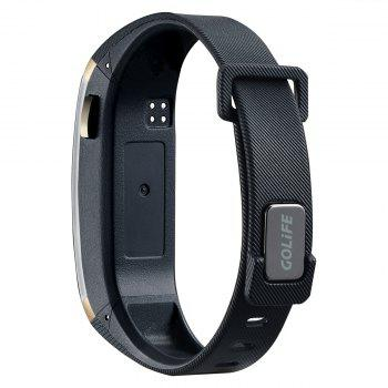 GOLiFE Care - X Bluetooth 4.0 Smart Wristband with Sleep Monitor Medicine Time Reminder -  GOLDEN