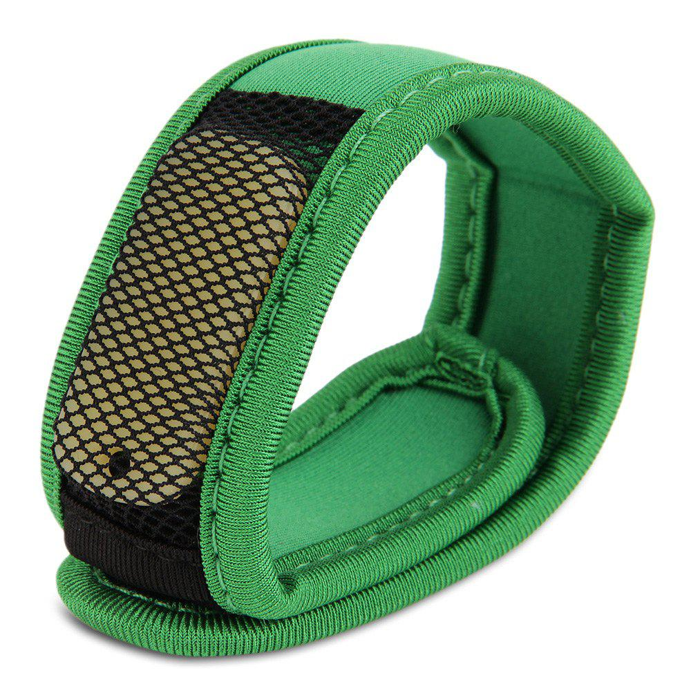 Replaceable Summer Mosquito Repellent Wristband - Vert