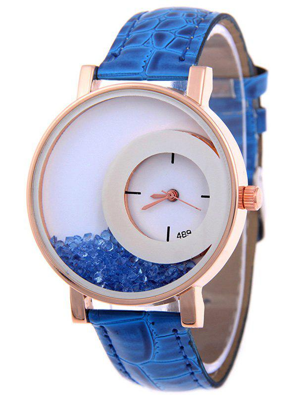 Sweet Drift Sand Watch - LIGHT BLUE