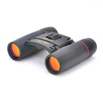 30 x 60 Folding Binoculars Porro BAK - 4 Prism 126m / 1000m Field of View