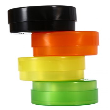 Pocket Size 200mL Foldable Collapsible Cup -  COLORMIX