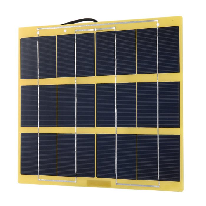 SUNWALK SWB505U 5W 5V Solar Panel Charger USB 2.0 Mobile Phone Power Bank 5500mah solar charger 5v 0 8w beetle shaped phone mobile power bank
