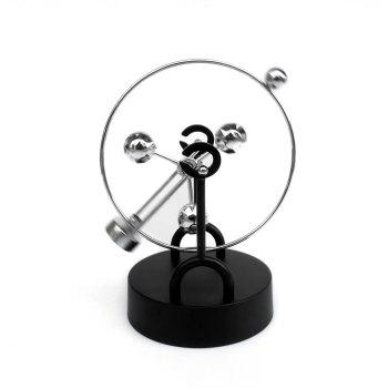 Magnetic Celestial Body Simulator with Perpetual Motion