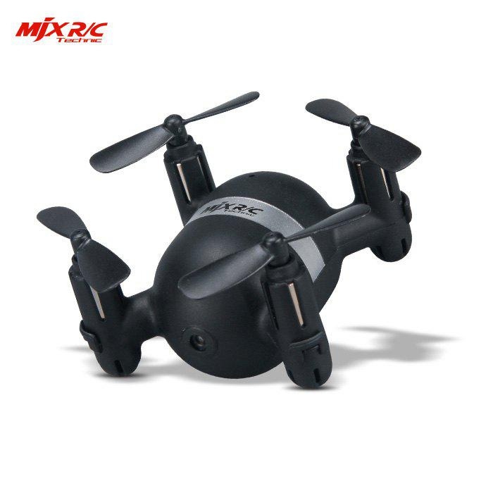 Buy MjxR/C Technic X929H 2.4G 4CH 6-axis-gyro RC Quadcopter Air Press Height Hold / Headless Mode Speed Switch BLACK
