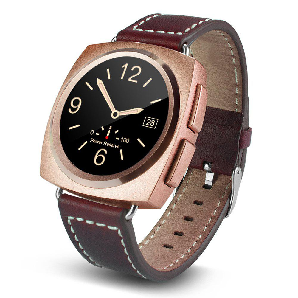 A11 Bluetooth 4.0 Heart Rate Monitor Smart Wristband Calendar Speaker Microphone Phonebook Watch
