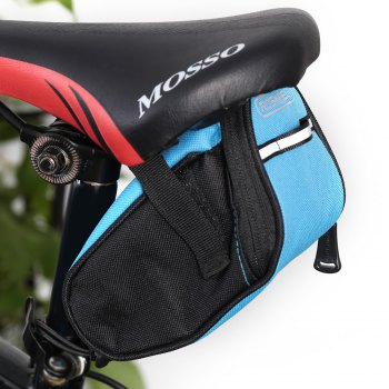 ROSWHEEL 13567 500ML Ultralight Scratch Resistant Bike Saddle Bag