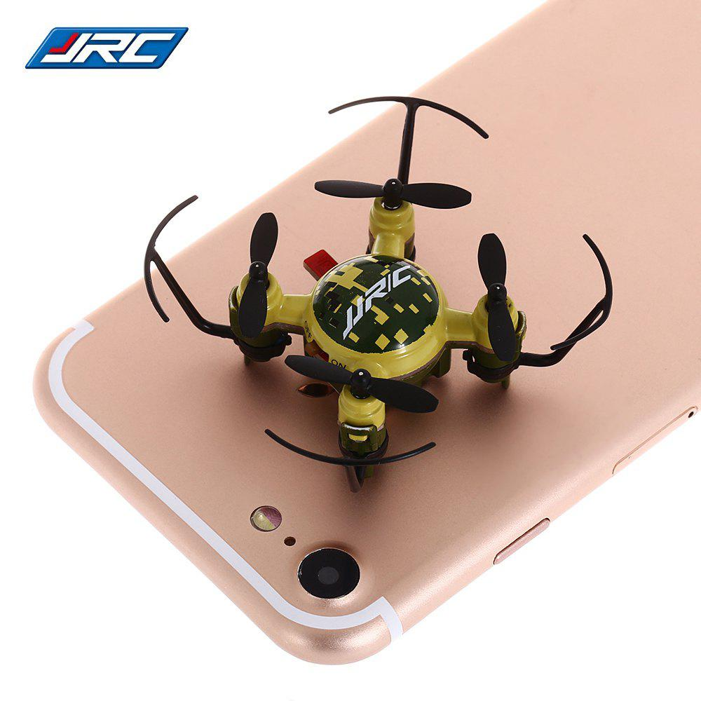JJRC H30 Mini RC Quadcopter RTF 2.4GHz 4CH 6-axis Gyro Headless Mode One Key ReturnHome<br><br><br>Color: JUNGLE CAMOUFLAGE