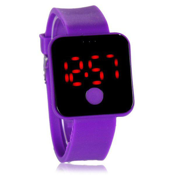 LED Digital Watch - PURPLE