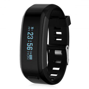 NO.1 F1 Heart Rate Smart Wristband with Sleep Monitoring Sedentary Reminder