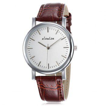 Vintage Artificial Leather Watch