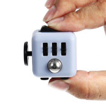 Cute Magic Fidget Cube Style Stress Reliever Pressure Reducing Toy for Office Worker